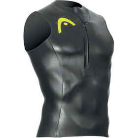 Head Swimrun Race 2.1,5 Vest Unisex black/brasil
